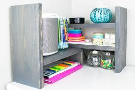 diy corner desk organizer. Fine Desk Can Extend From 12 On Diy Corner Desk Organizer Ana White