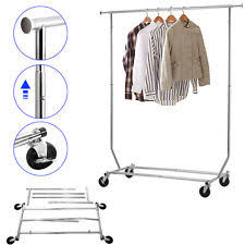 Heavy Duty Coat Rack Heavy Duty Garment Rack EBay 44