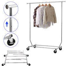 Heavy Duty Coat Rack Heavy Duty Garment Rack EBay 44