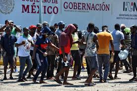 Migrantes en EE.UU. piden representante en Congreso de Ciudad de México    La FM