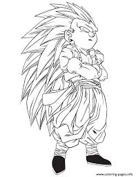Small Picture Dragon Ball Z Coloring Pages Printable Coloring Coloring Pages