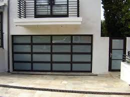Modern Insulated Garage Doors Insulated Glass Garage Door Modern