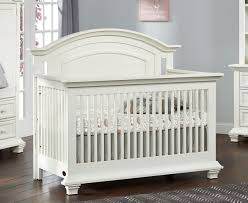 Oxford Baby Cottage Cove 4-in-1 Convertible Crib - Vintage White