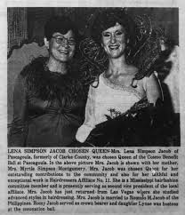 Myrtle Simpson Montgomery mentioned and pictured - Newspapers.com