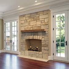 Vail 60-Inch Wood Fireplace Mantel Shelf