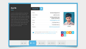 Html Resume Template Free resume templates Savebtsaco 1