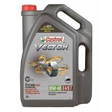 Купить <b>Моторное масло</b> Castrol Vecton <b>10W-40</b> ...