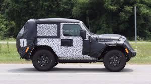 2018 jeep 4 door. exellent door 2018 jeep wrangler twodoor spy photo intended jeep 4 door