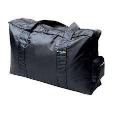 Buy <b>Travel Blue</b> 16 Litres <b>Foldable Carry</b> Bag (TB-51, Black) Online ...