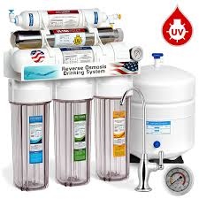 Home Reverse Osmosis Drinking Water System Express Water Rouv10dcg Uv Ultra Violet Sterilizer Reverse Osmosis