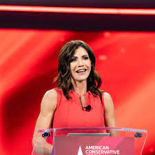 Why Kristi Noem Is Rising Quickly as a ...