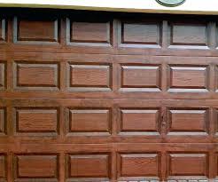diy faux wood garage doors. Faux Wood Garage Door Paint How Enchanting With  Finish . Diy Doors I