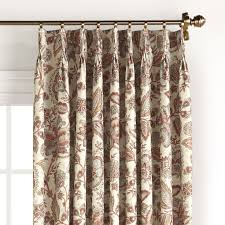 dry pins pleated curtains pleated ds altmeyers bedbathhome