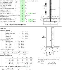 free standing concrete wall design