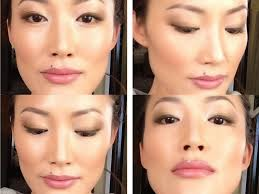 if you re a woman with um thick lid define the beauty of your eyes by contouring them first apply a highlighter on your inner corners and along the
