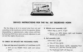 american flyer parts list archives page 19 of 20 traindr American Flyer Wiring Diagrams american flyer billboard horn 561 parts list & diagram american flyer wiring diagrams diesel