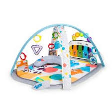 Baby Einstein 4-in-1 Kickin\u0027 Tunes Music and Language Discovery Activity Gym Gyms, Playmats \u0026 Jumpers : Target