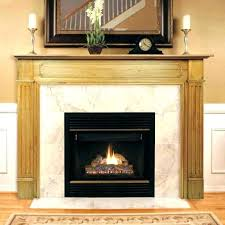 faux stone fireplace surround install cultured stone fireplace