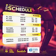 Tickets Now On Sale For India Tour Of The West Indies