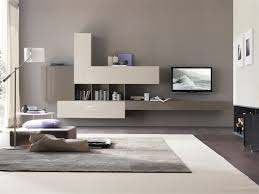 Tv Storage Units Living Room Furniture The Tomasella Atlante Display Compositions Tv Wall Unit