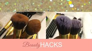 how to clean makeup brushes with coconut oil. how to clean makeup brushes with coconut oil r