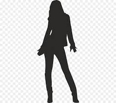 Free Fashion Girl Silhouette Download Free Clip Art Free Clip Art