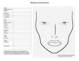 design man mac makeup face chart template makeupinkco printable mac makeup face charts blank template mac makeup face
