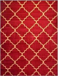 modern red rug red and cream rug collection trellis contemporary modern design area rug red rugs