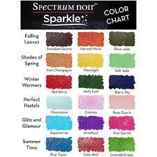Spectrum Noir Sparkle Pens Flexible Fine Brush Glitter