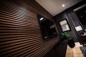 wood slat wall. Wood Slat Wall Diy Becki And Chris The Living Room A