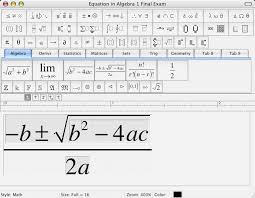 new nested view to better see the structure of your equations see an example windows macintosh