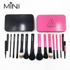3ce suit beginner makeup brush set plete set of beauty makeup tools makeup brush sets brush
