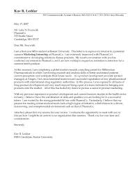 Cover Letter Mba Cover Cover Letter Mba Application Sample Sources