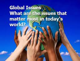 Resultado de imagen de global issues images