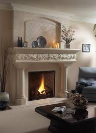 cast stone mantel shelf interior enchanting picture of living room decoration granite charming red using indoor