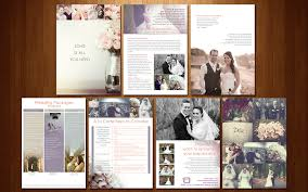 Modern Elegant Wedding Brochure Design For A Company By Vixer