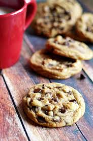 the best chewy cafe style chocolate chip cookies keeprecipes your universal recipe box
