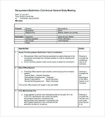 Meeting Minutes Template Free Meeting Minutes Template Free Download Create Edit Fill