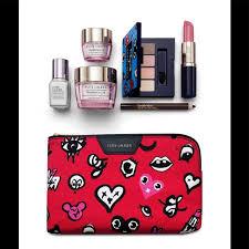 estee lauder gift w purchase 7 piece set