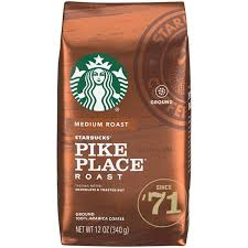 Starbucks coffee names list can offer you many choices to save money thanks to 10 active results. Starbucks Pike Place Medium Roast Ground Coffee Hy Vee Aisles Online Grocery Shopping