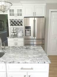 Kitchen Backsplash White Cabinets Black Countertop Best Backsplash