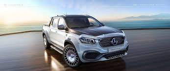 It is a perfectly balanced combination of pickup design stylebar. Mercedes Benz X Class Yachting By Carlex Design