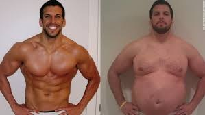 personal trainer drew manning went from being ideal to overweight for his fit 2