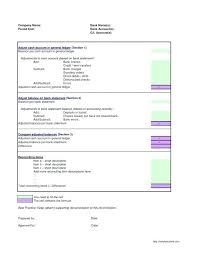 New Account Reconciliation Template Excel Balance Sheet Templates ...