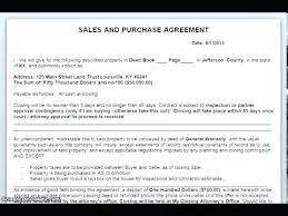 Unique Assignment Of Agreement Purchase And Sale Offer To Contract ...