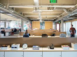 design fun office. View In Gallery Even The Open-plan Desk Area At PCH Is Comfortable And Modern Design Fun Office