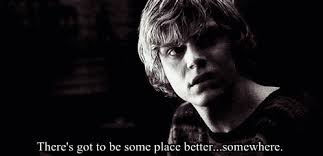 Tate Langdon Quotes Awesome Ahs Love GIF On GIFER By Thorgagar