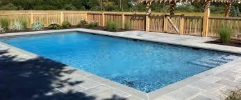 Medium Pool Designs Swiming Pools Wooden Fence Design With Medium Backyard