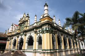 Singapour - Mosquée Abdul Gafoor - Le Guide Vert Michelin