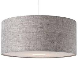 lighting for lounge ceiling. bnwt modern grey textured large drum diffuser ceiling light shade pendant new lighting for lounge a